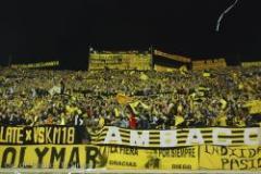 Barras de Peñarol visitaron al plantel en Los Aromos