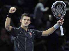 Djokovic se medirá a Nadal en la final de Londres