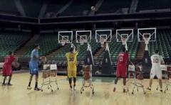 Divertido comercial navideño hecho por estrellas de la NBA