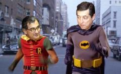 """""""Robin es colorado"""""""