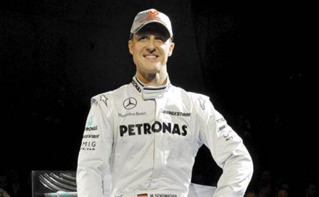 "Schumacher estaría ""despertando"" del coma"