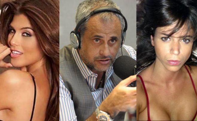 Loly Antoniale, Jorge Rial y Marianela Mirra. Twitter