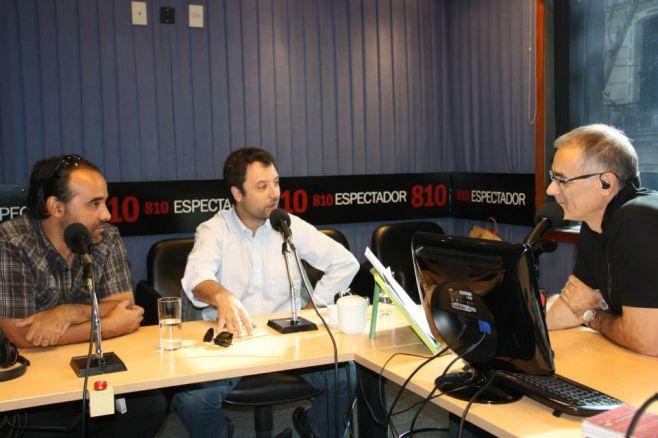 Andrés Varela y Sebastián Bednariki, conversan con Emiliano Cotelo sobre. En Perspectiva
