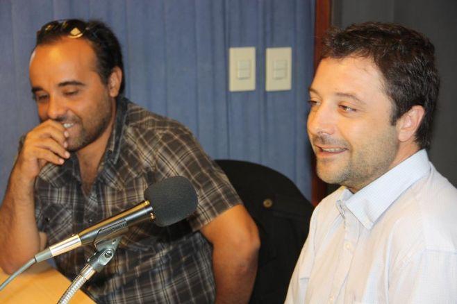 Andrés Varela y Sebastián Bednariki, directores de. En Perspectiva