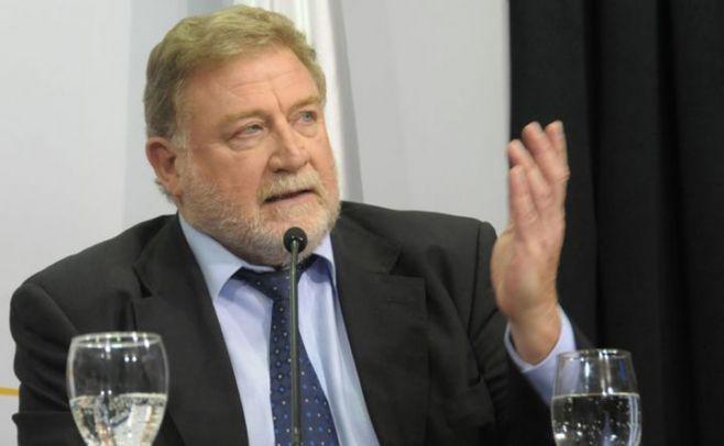 """Gustavo Bordes, abogado de Zimmer: """"El argumento de la gravedad de los hechos no es válido y jurídico para procesar con prisión"""""""