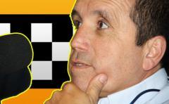 """Óscar Dourado: """"Estoy convencido que la cámara de seguridad en los taxis va a servir�"""