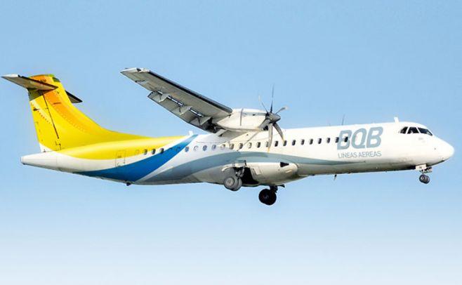 Aterrizaje de emergencia de un avión en BQB en Ezeiza