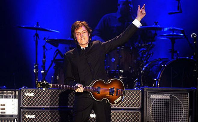 "McCartney ""pone a Uruguay en mapa de grandes shows"""