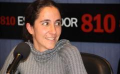 Natalia Uval, el Grupo de los Ocho y el giro a la izquierda
