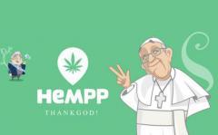 La app para comprar marihuana