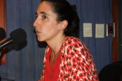 Natalia Uval, el día del trabajador rural, y la conflictividad laboral