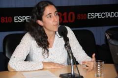 Natalia Uval y los partidos minoritarios
