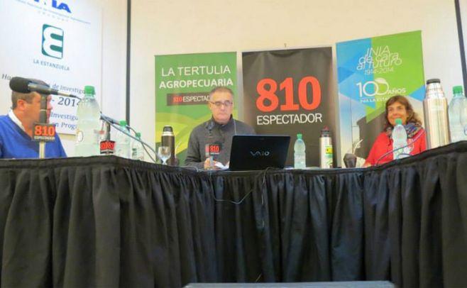 La Tertulia Agropecuaria se trasladó hasta Colonia para celebrar los 100 años de La Estanzuela
