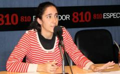 Natalia Uval y el escrutinio de la Corte Electoral