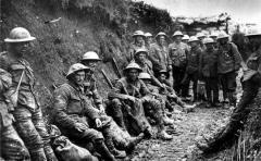 100 años de la Primera Guerra Mundial
