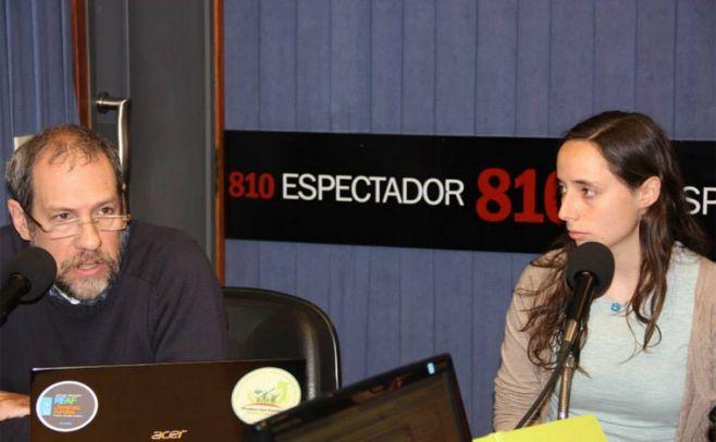 Jos� Olascoaga y Agustina Marques