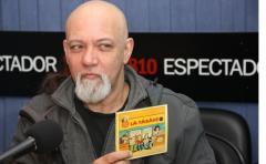 """Tabaré Rivero: """"Me quiero ir del rock pero no puedo"""""""
