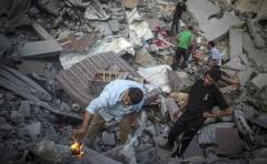 Gaza: retorno a una tierra devastada