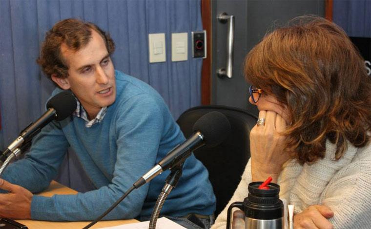 Gonzalo Reynoso y Rosanna Dellazoppa
