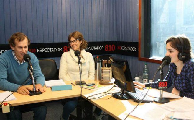 Gonzalo Reynoso, Rosanna Dellazoppa y Romina Andrioli