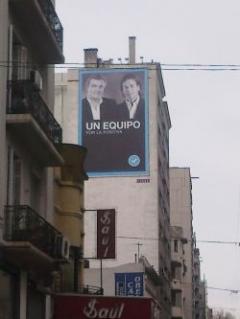 驴Qu茅 dicen los muros cuando nos hablan? Afiches electorales hacia octubre 2014