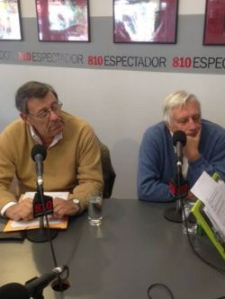 Rodolfo Nin Novoa y Joaqu�n Secco