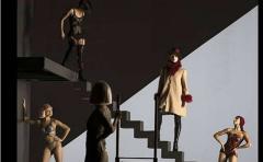 La Compañía de Danza Deborah Colker en el Estudio Auditorio del SODRE