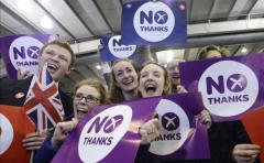 """El referéndum en Escocia """"abre un antecedente importante, es un antes y un después en el Reino Unido"""""""