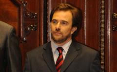 """Germán Cardoso (PC): """"Está claro que Eduardo Bonomi y Jorge Vázquez al frente del MI no son la solución para revertir esta situación"""""""