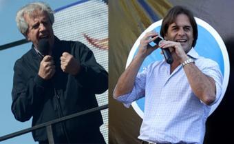 Interconsult: empate técnico en balotaje entre Vázquez y Lacalle Pou