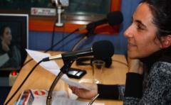 Natalia Uval: viaje al fondo de las listas