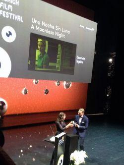 """Filme uruguayo """"Una noche sin luna"""" gana Festival de Zurich"""