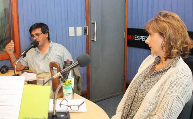 Marcelo Bonomi y Rosanna Dellazoppa