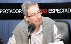 """Eduardo Rubio (Unidad Popular): """"El FA se ha incorporado alegremente a la política neoliberal, sin admitirlo"""""""