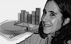 Natalia Uval analiza las críticas al INE