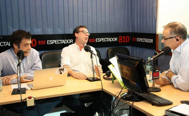 Fernando Filgueira y Miguel Brechner