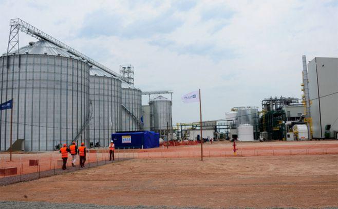 ALUR inauguró Planta de Bioetanol en Payandú