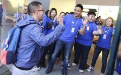 La fiebre del nuevo iPhone 6 llega a China
