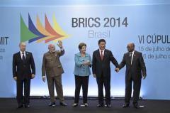 BRICS planea formar moneda y sistema financiero único