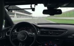 Auto Audi no tripulado: récord mundial a 240 km/h