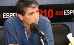 """Raúl Sendic (FA): """"El clima político se tensa en las campañas, pero después existe la posibilidad de alcanzar diálogos y acuerdos"""""""
