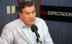 """Pedro Bordaberry: """"Si alguien se enoja porque uno le pide un debate, ya está predispuesto a no llegar a un acuerdo"""""""