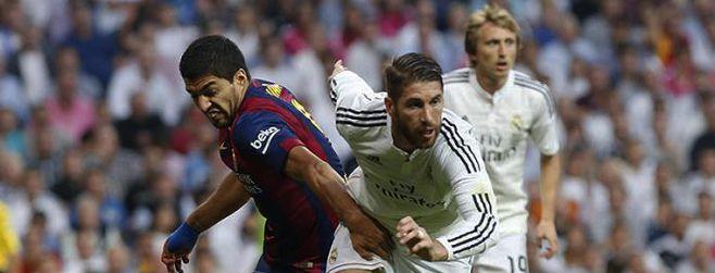 No hay quien pare al Real Madrid... ¡ni Luis Suárez!