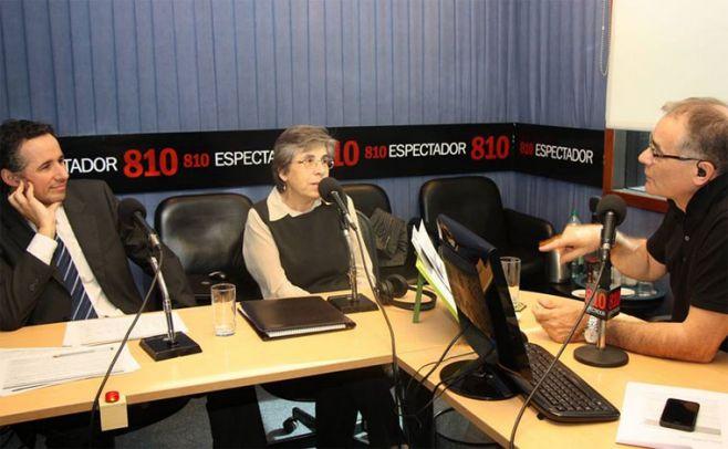 Agust�n Bonino y Adriana Raga