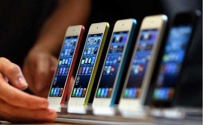 iPhone 6 a la venta en Uruguay a partir del 14 de noviembre. Archivo: EFE