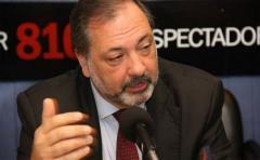 """Jorge Gandini (PN): """"Es muy difícil hacer funcionar a un Estado cuando el Parlamento no puede ejercer su función de contralor"""""""