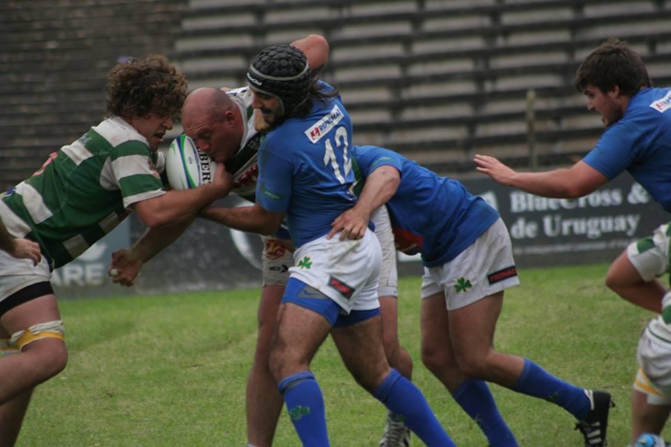 Old Christians y Carrasco Polo a la Final. El show del Rugby