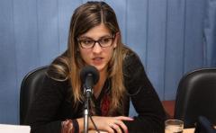 """Fabiana Goyeneche: """"La discusiones sobre seguridad y la minoridad infractora están lejos de estar terminadas"""""""