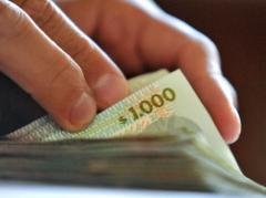 Ingreso medio de los hogares se ubicó en $43.874 en setiembre