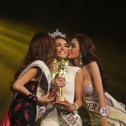 Transexual gana concurso de belleza en Tailandia